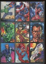 DC vs MARVEL #1-100 COMPLETE SET & 2 PROMOS 4 WRAPPERS 18 INSERTS ADS  #ns16-80