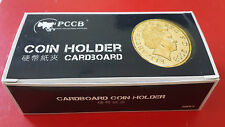 PCCB Coin Holder 33mm ( 50Pcs/Box )
