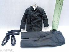 "12"" Enterbay Bruce Lee Green Hornet Kato 1/6 Jacket Pants shoes clothing set lot"