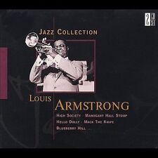 Jazz Collection On the Road Singin' & Playin' Louis Armstrong (CD,2000, 2 Discs)