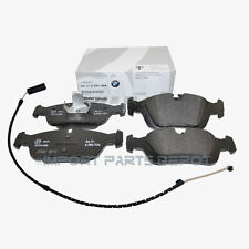 BMW Front Brake Pads Pad Set Genuine Original 61242/61244 +Sensor (VIN#REQUIRED)