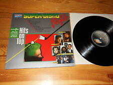 MUVI PRESENTS SUPER DISCO NIGHT - HITS ON TOP (SANDRA) V.A. / GERMANY-LP 1988