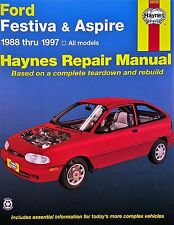 Haynes Repair Manual 36030 / Ford Festiva & Aspire (1988-1997)