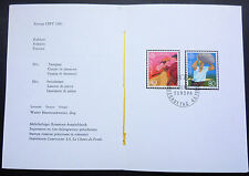 SWITZERLAND HELVETIA SG 1008/09 EUROPA CEPT SET 1981 FIRST DAY OF ISSUE STAMPS
