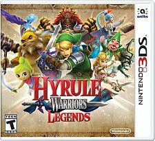 Hyrule Warriors Legends Nintendo 3DS New In Stock