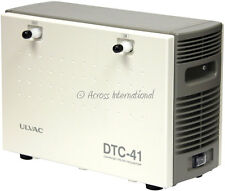 ULVAC DTC-41 1.6 cfm Chemical-Resist Diaphragm Vacuum Pump for Rotary Evaporator