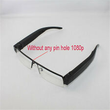 HD 1080P Spy Hidden Half Frame Glasses Camera DVR Video Recorder Eyewear Camera