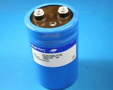 1x 10000uF 75V Large Can Electrolytic Aluminum Capacitor 10000MFD 75VDC 10,000