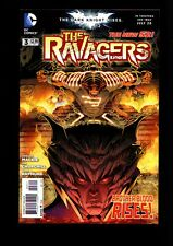 THE RAVAGERS  THE NEW 52!  US DC COMIC VOL.1 # 3/'12