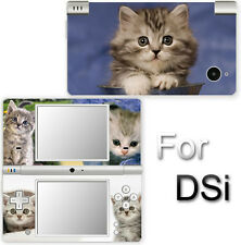 Cat Cute Pet NEW SKIN VINYL DECAL STICKER COVER #6 for Nintendo DSi