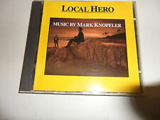 Cd   Mark Knopfler  ‎– Local Hero
