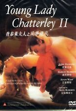 Young Lady Chatterley II 2 DVD Sybil Danning Harlee McBride NEW R0