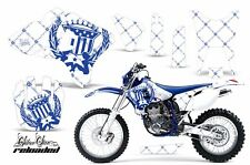 AMR Racing Graphic Decal Sticker Kit Yamaha WR 250/450 F Wrap 03-04 Parts SSR UW