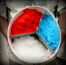 How to Make 3-Flavor Italian Ice: Rainbow Ice Maker by Emery Thompson