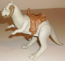 Vintage Kenner Star Wars Taun Taun Action Figure With Saddle Closed Belly Used *