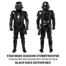 Star WARS SHADOW Stormtrooper degli armamenti 1:1 BLACK HOLE KIT 501 Armor 501st Nuovo Top