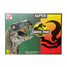 HORIZON JURASSIC PARK RAPTOR VELOCIRAPTOR DINOSAUR 1/5 MODEL KIT ~BRAND NEW~