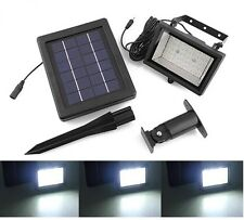 Bizlander Ultra Bright Outdoor Waterproof 30 LED Solar Lamp Solar Panel