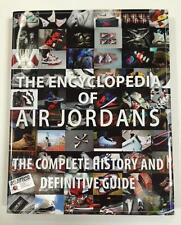 THE ENCYCLOPEDIA OF AIR JORDANS HARDCOVER BOOK W/SLIPCASE JAY LAWRENCE