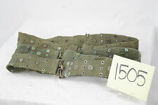 VIETNAM USMC PISTOL BELT 42INCHES LONG