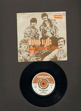 "MOODY BLUES Nights in White Satin  7"" SINGLE Cities DERAM 1967"
