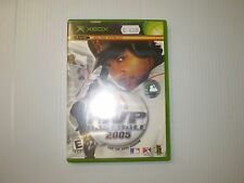 XBOX  MVP BASEBALL 2005  LIVE ONLINE ENABLED  USED UNTESTED
