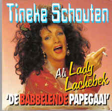 Tineke Schouten-De Babbelende Papegaai cd single