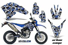 AMR Racing Yamaha Graphic Kit Bike Decal WR250 R/X Decal MX Parts 07-15 URBAN U