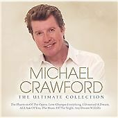 MICHAEL CRAWFORD 'THE ULTIMATE COLLECTION' 2 DISC CD ALBUM 2012