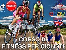 CORSO DI FITNESS PER CICLISTI - Ciclismo Bici Bike Spinning DVD
