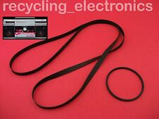 Sharp VZ-2500, VZ2500 Drive Belt Kit For Turntable (2 belts)