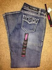 32x32 Mid Rise Brand New Rock And Roll Cowgirl Jeans Western Pants