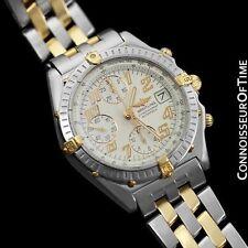 BREITLING Windrider Chronomat Vitesse Chronograph, Steel & 18K Gold -  B13050.1