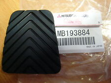 GENUINE MITSUBISHI OUTLANDER CLUTCH BRAKE PEDAL RUBBER