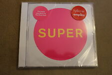 Pet Shop Boys - Super CD POLISH STICKERS