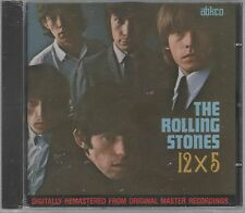 THE ROLLING STONES 12 X 5 CD F.C. SIGILLATO!!!