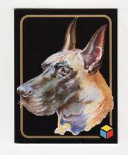 figurina card - AMICI DEL CUORE  - numero 149 ALANO