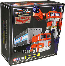 DHL 5DAYS TRANSFORMERS TAKARA MASTERPIECE MP-10 MP10 CONVOY OPTIMUS PRIME