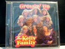 The Kelly Family Growin' up TKF Records 1997
