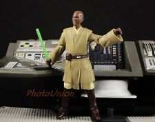 "Hasbro Star Wars 3.75"" Figure 1:18 Jedi Council Master Mace Windu 2011 S288"