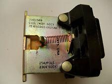 ESSEX RBM 75-650201-0025AH 2001569 F19G Relay 240v 60cy