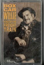 King of the Freight Train by Boxcar Willie (Cassette, Nov-1994, Universal) NEW!