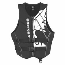 SEA-DOO MEN'S FREEDOM PFD giubbotto life jacket neoprene sport moto d'acqua 2016