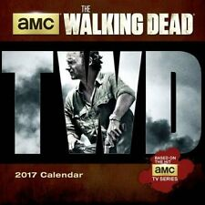 Cal 2017-The Walking Dead, AMC de AMC 9781416243816 (Calendario, 2016)