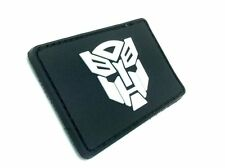 Optimus Prime Transformers AIRSOFT 3D ARMY MORALE PVC RUBBER PATCH