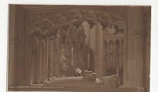 Gloucester Cathedral, King Osric's Tomb, Judges 3624 Postcard, A880