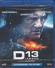 DIAMOND 13 - BLU-RAY (NUOVO SIGILLATO)