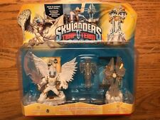 SKYLANDERS TRAP TEAM LIGHT ELEMENT EXPANSION PACK KNIGHT LIGHT LIGHT TRAP SPIRE