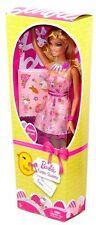 "2010 Easter Sweetie Barbie 11"" Fashion Doll with Sticker Book NRFB!"