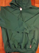 EUC Majestic Therma Base Hoodie HOODY SWEATSHIRT KELLY Green size Extra Large
